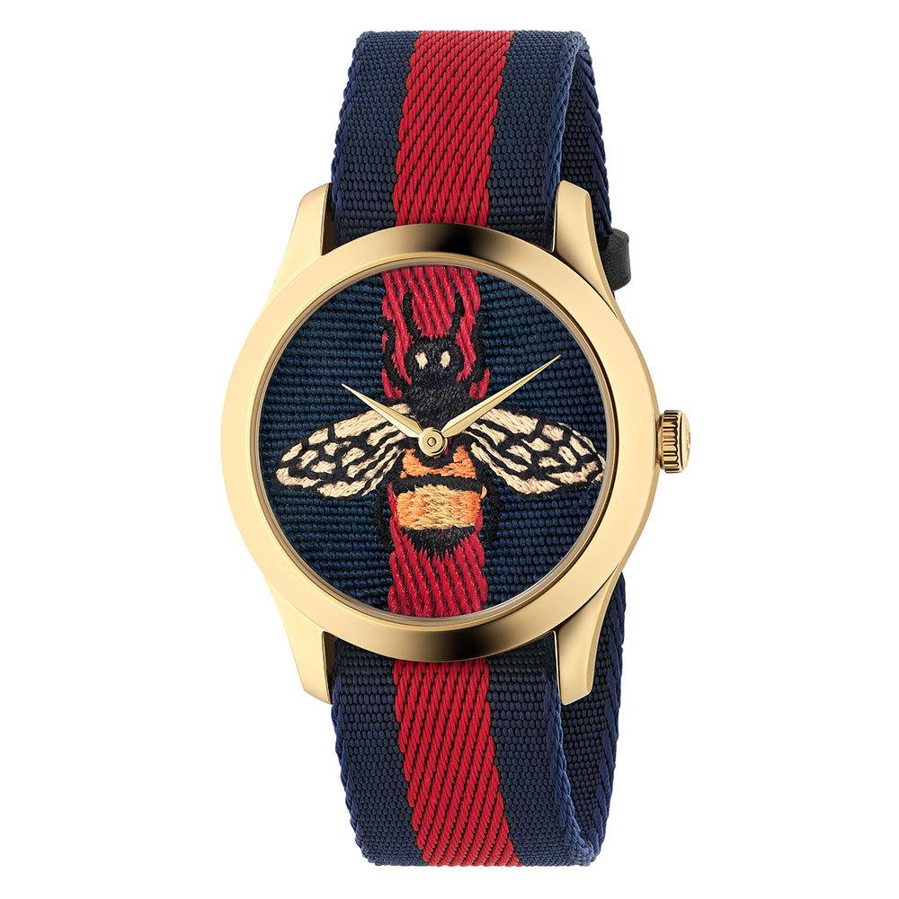super popolare 927cd e940d Gucci orologio uomo Le Marche des Merveilles 38 mm YA1264061