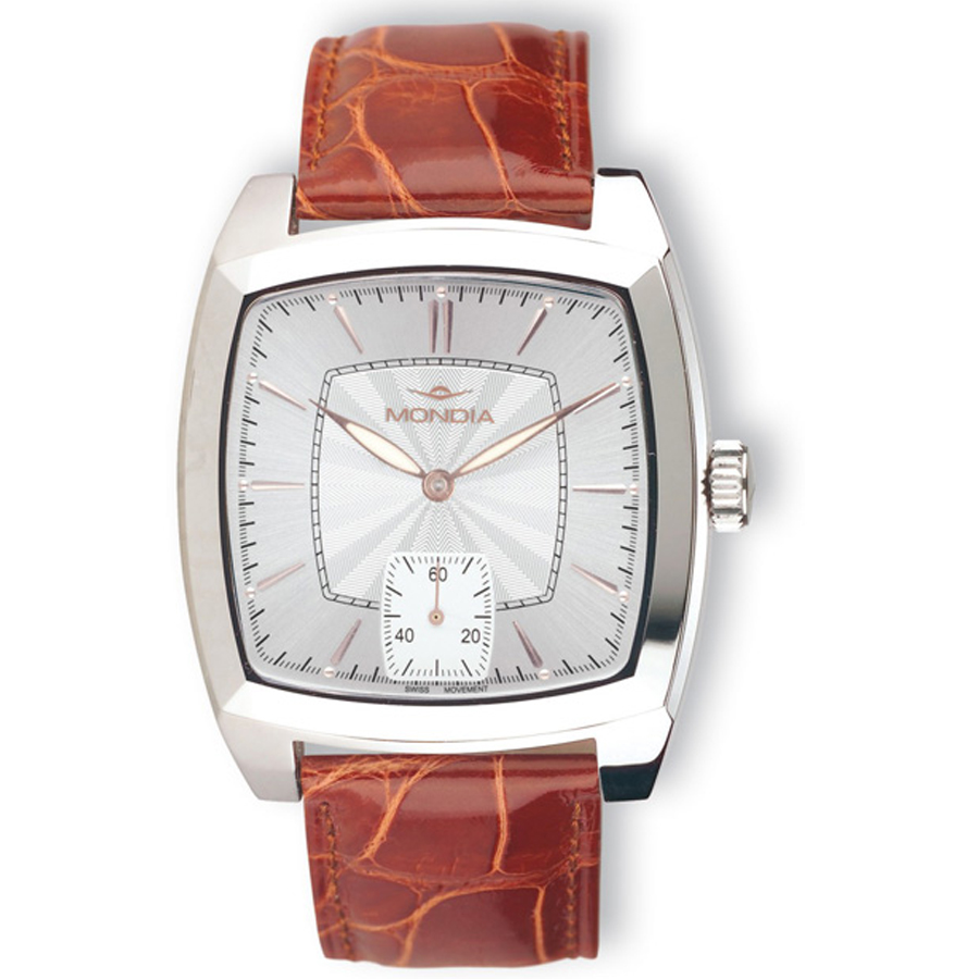 Mondia mens watch Large Montre mechanical sapphires SPECIAL EDITION 1-588-4