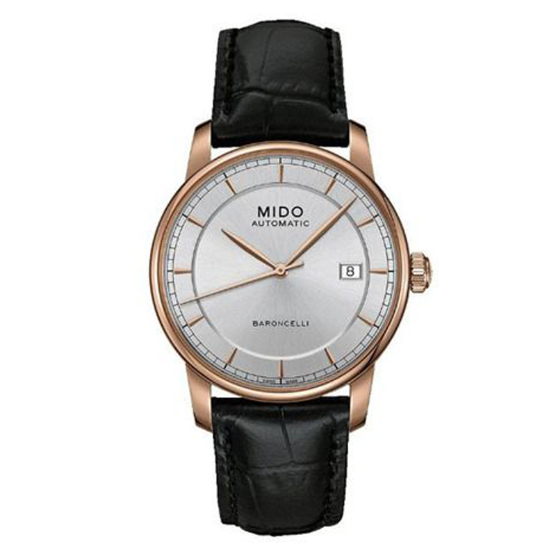 MIDO man watch automatic BARONCELLI II 38mm M8600.3.10.4