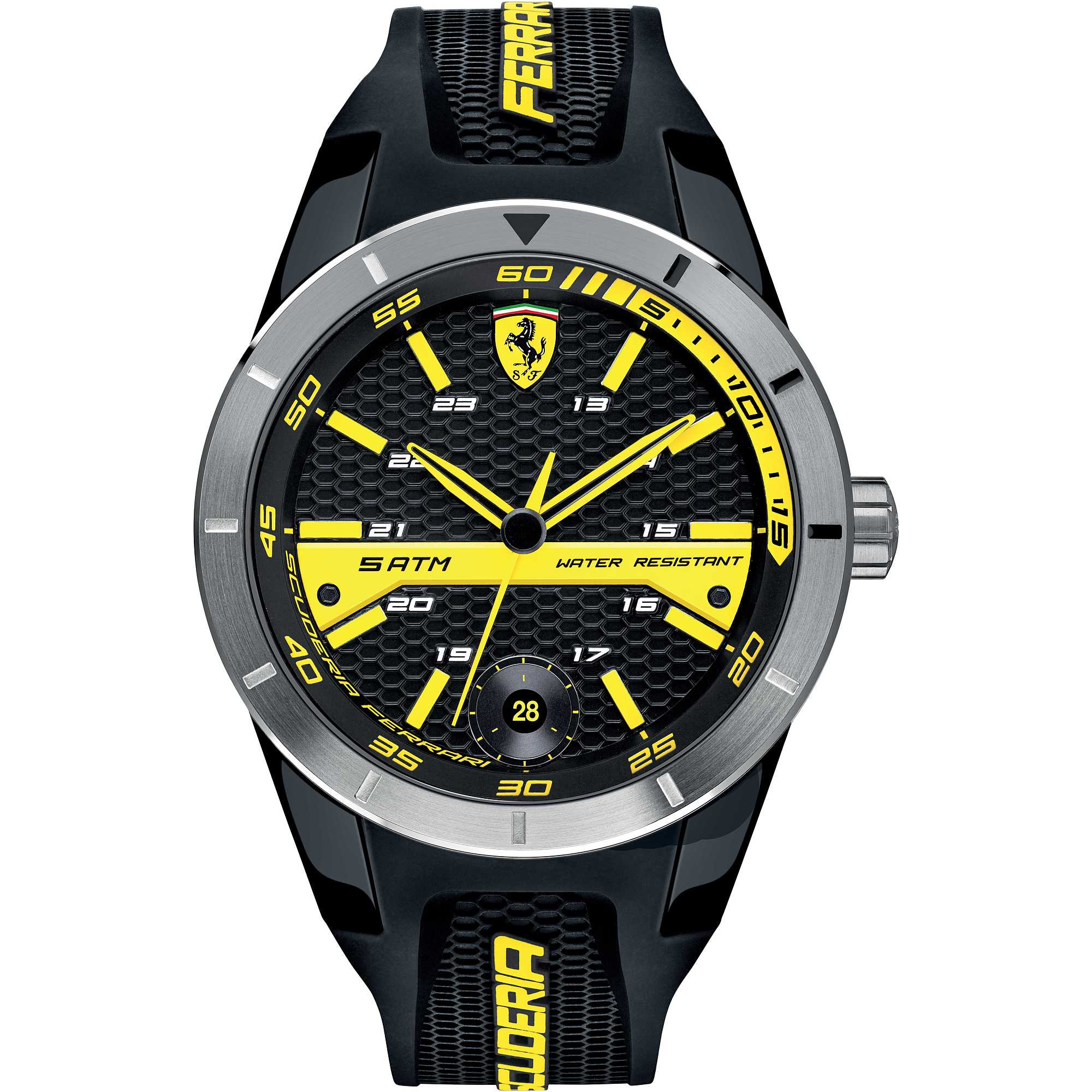WATCH MAN TIME ONLY SCUDERIA FERRARI FER0830277