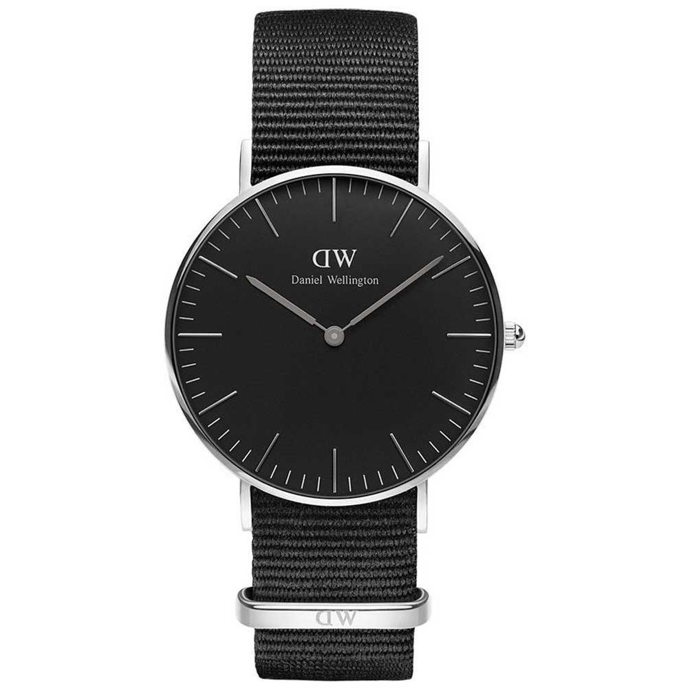 Daniel wellington watch is 36mm unisex classic Black Cornwall DW00100151