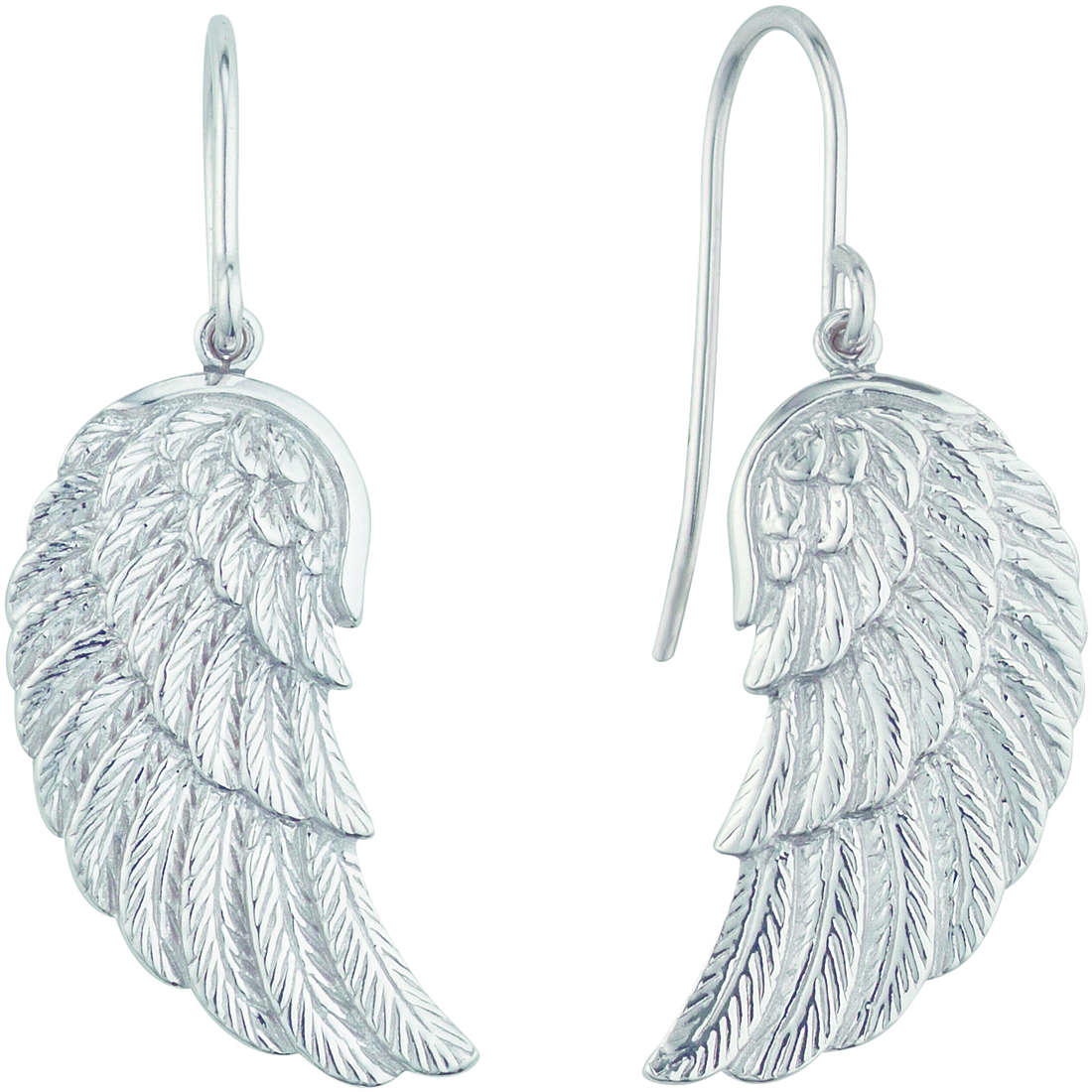 Engelsrufer earrings in sterling silver wing pendants ERE-WING