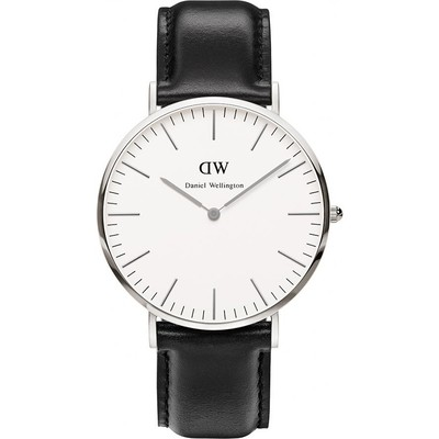 Daniel Wellington Classic Petite 40mm Sheffield nero DW00100020