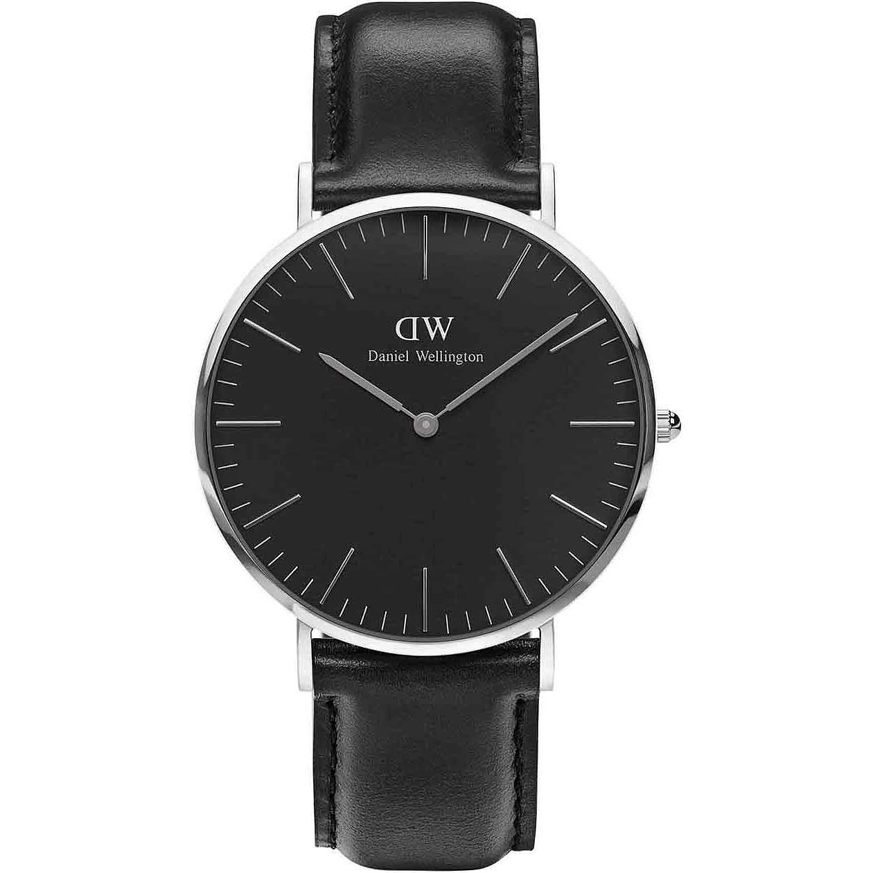 Daniel Wellington Classic Petite 40mm Sheffield nero DW00100133