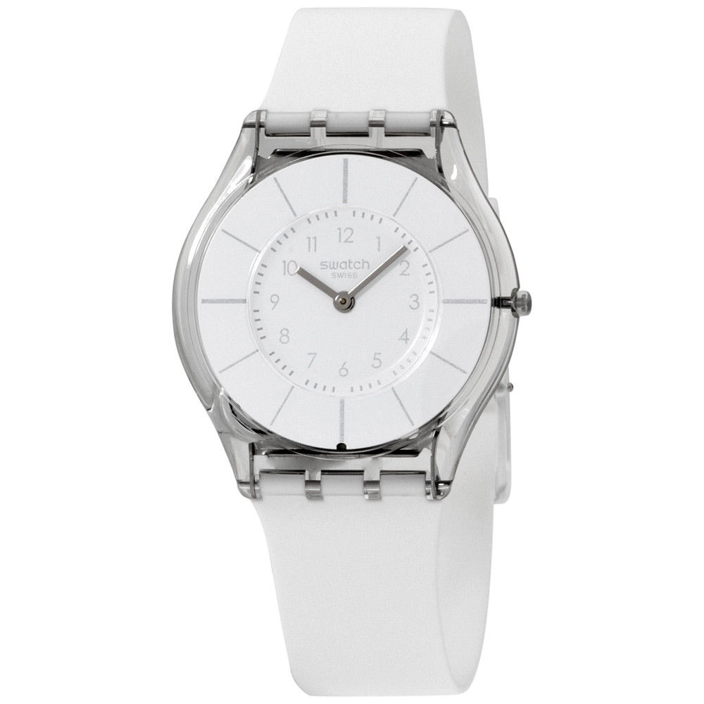 Watch Swatch Skin SFK360 White Classiness
