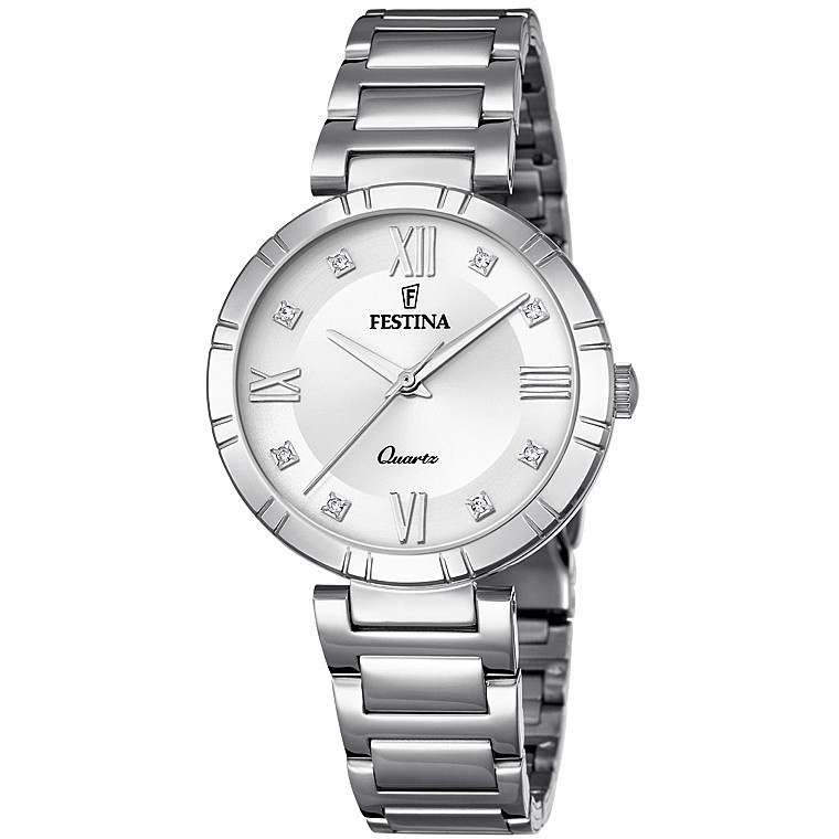Festina watch only time woman Festina Mademoiselle F16936/A