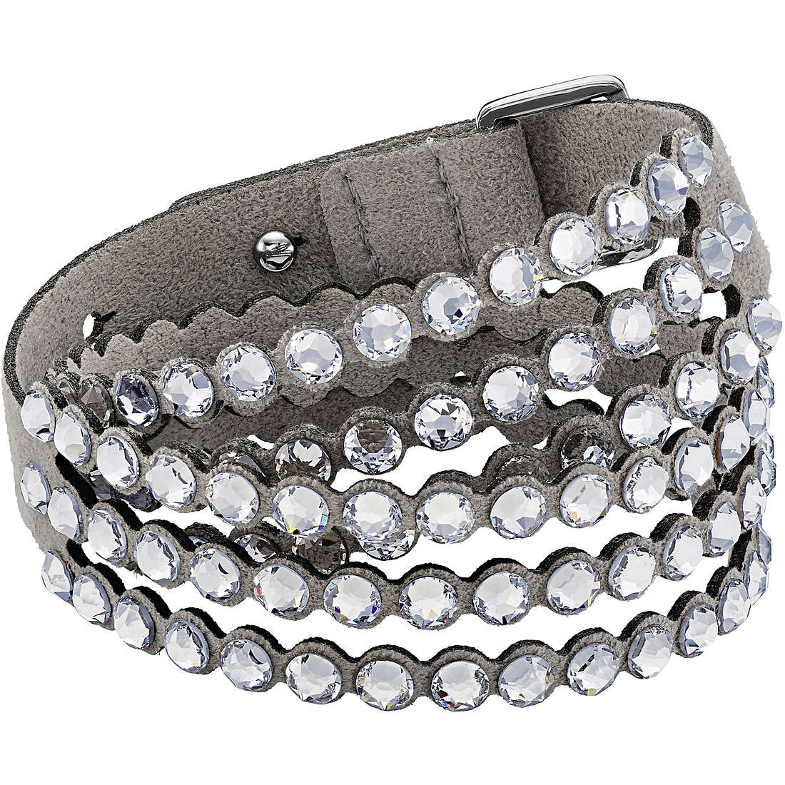 Swarovski Bracelet Swarovski Power Collection grey 5511698