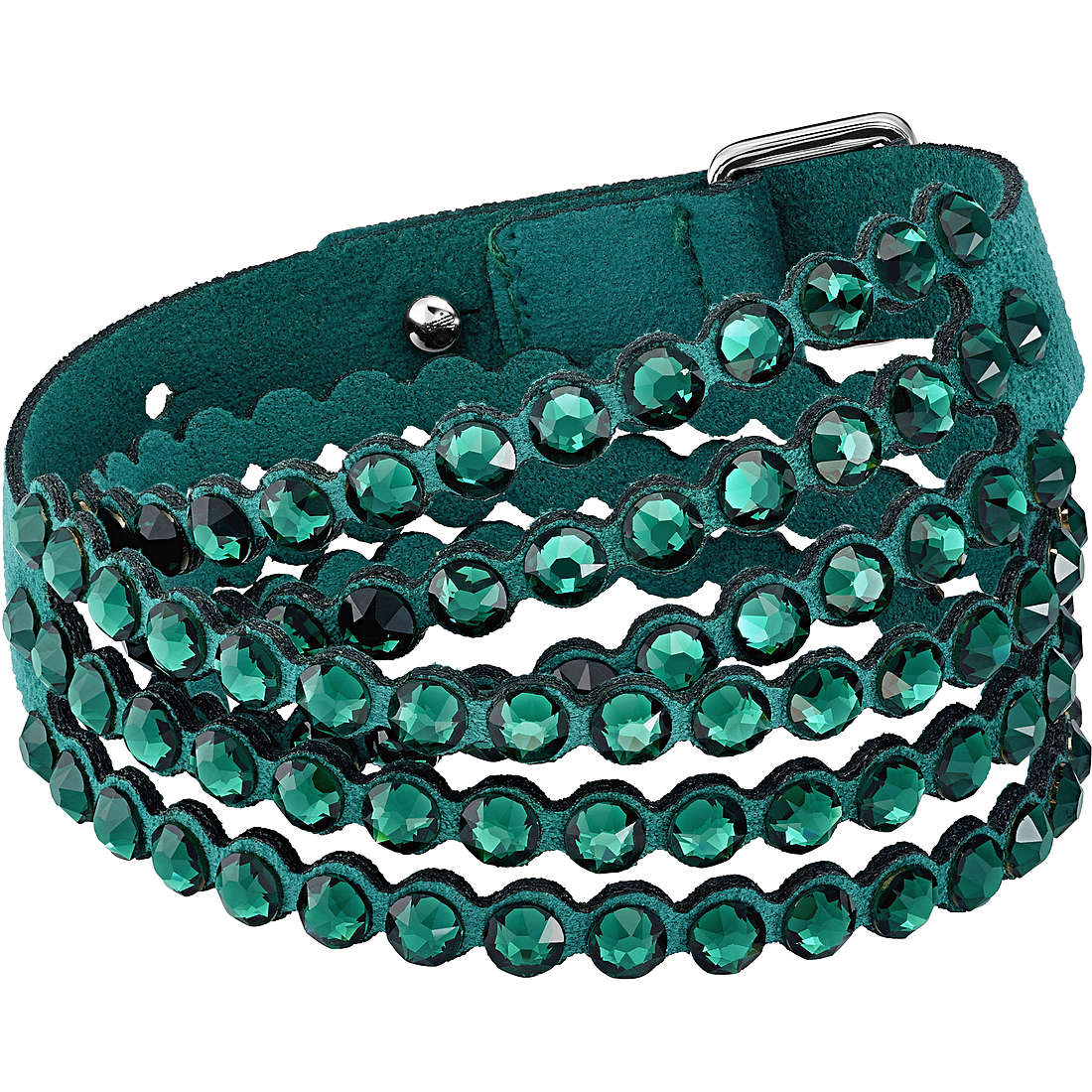 Swarovski Bracelet Swarovski Power Collection green 5511700