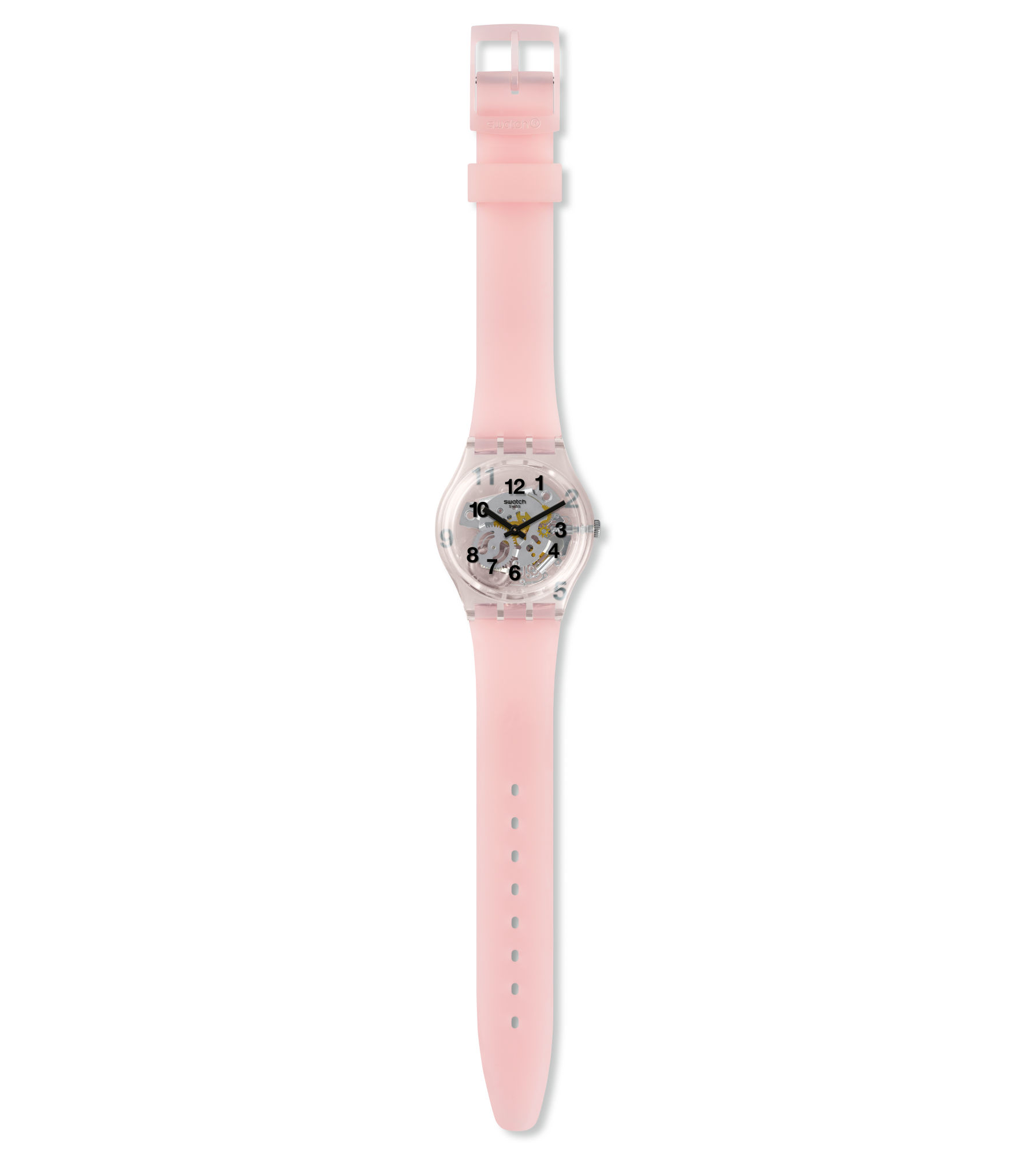 SWATCH WOMAN WATCH PINK BOARD REF. GP158