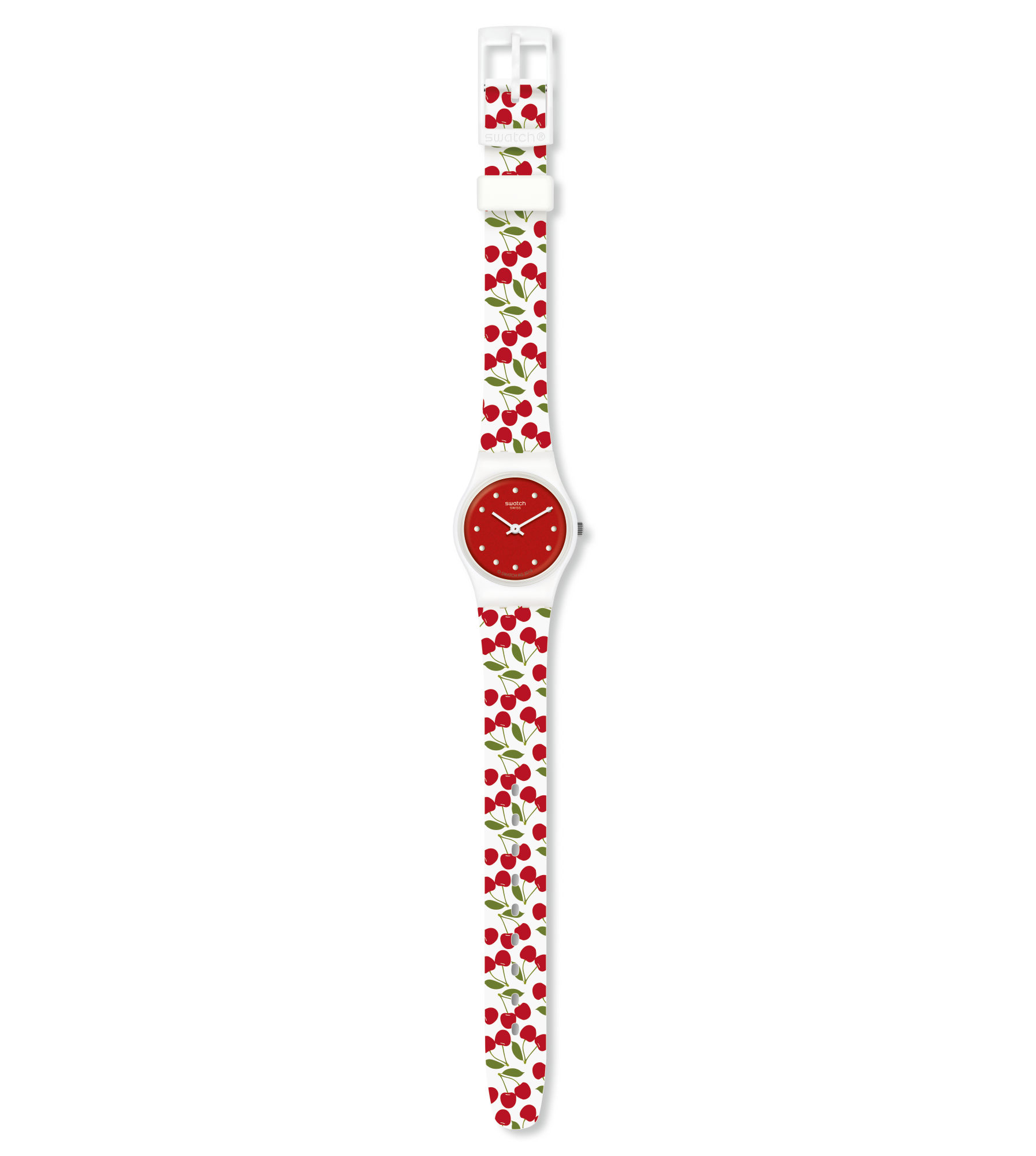 SWATCH WATCH WOMEN'S CERISE MOI KING. LW167
