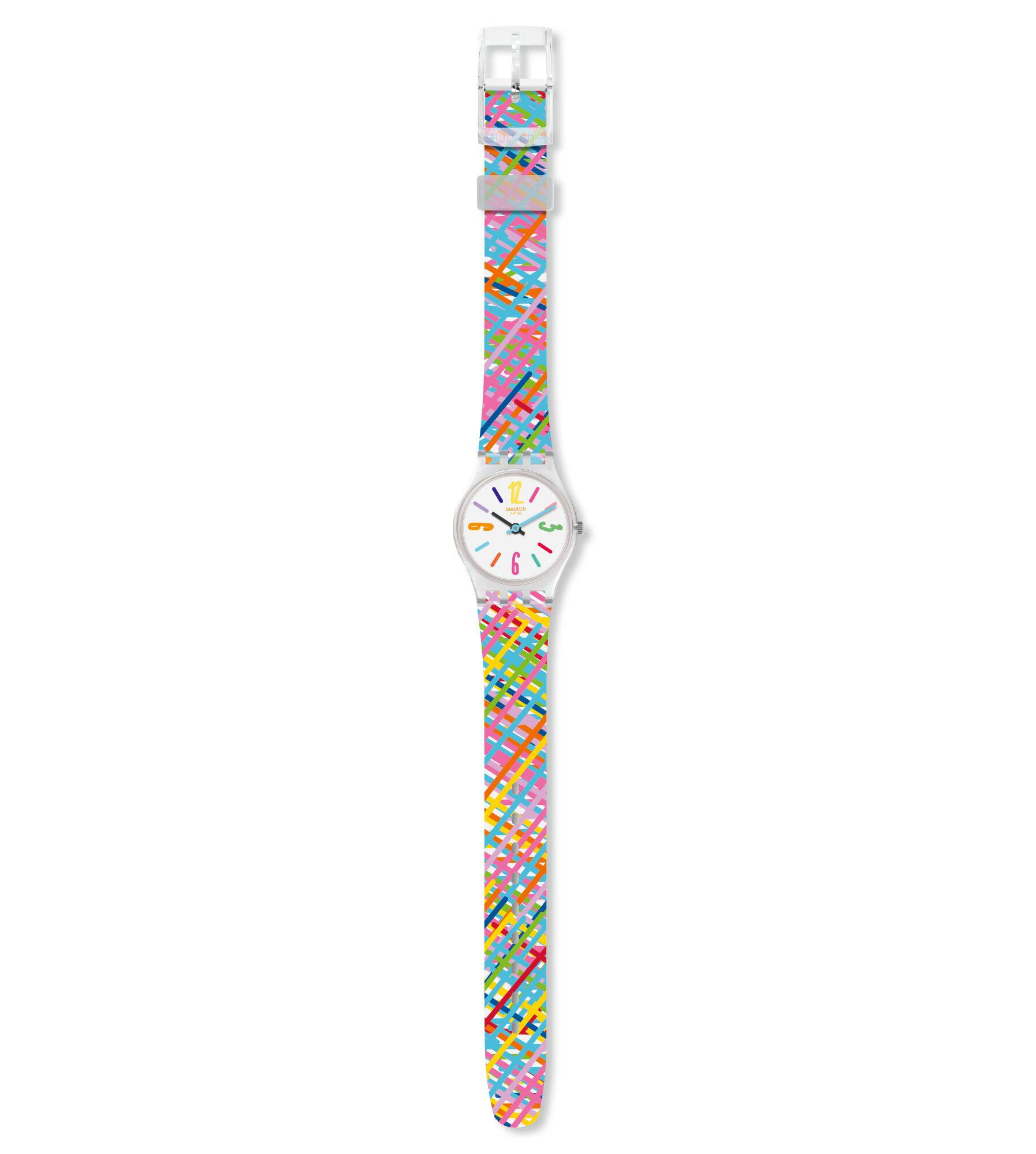 SWATCH WOMAN WATCH TADELAKT REF. LK389