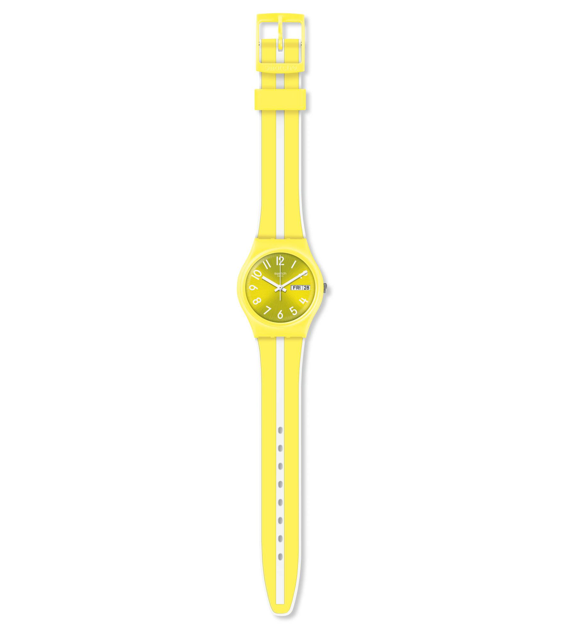 SWATCH MAN WATCH LEMONCELLO REF. GJ702