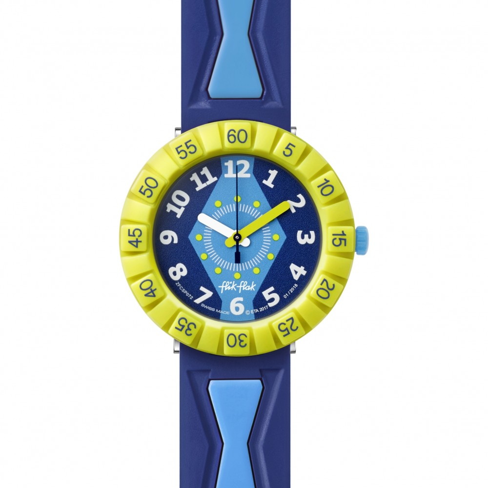 SWATCH WATCH CHILD GET IT IN ROYAL FCSP072