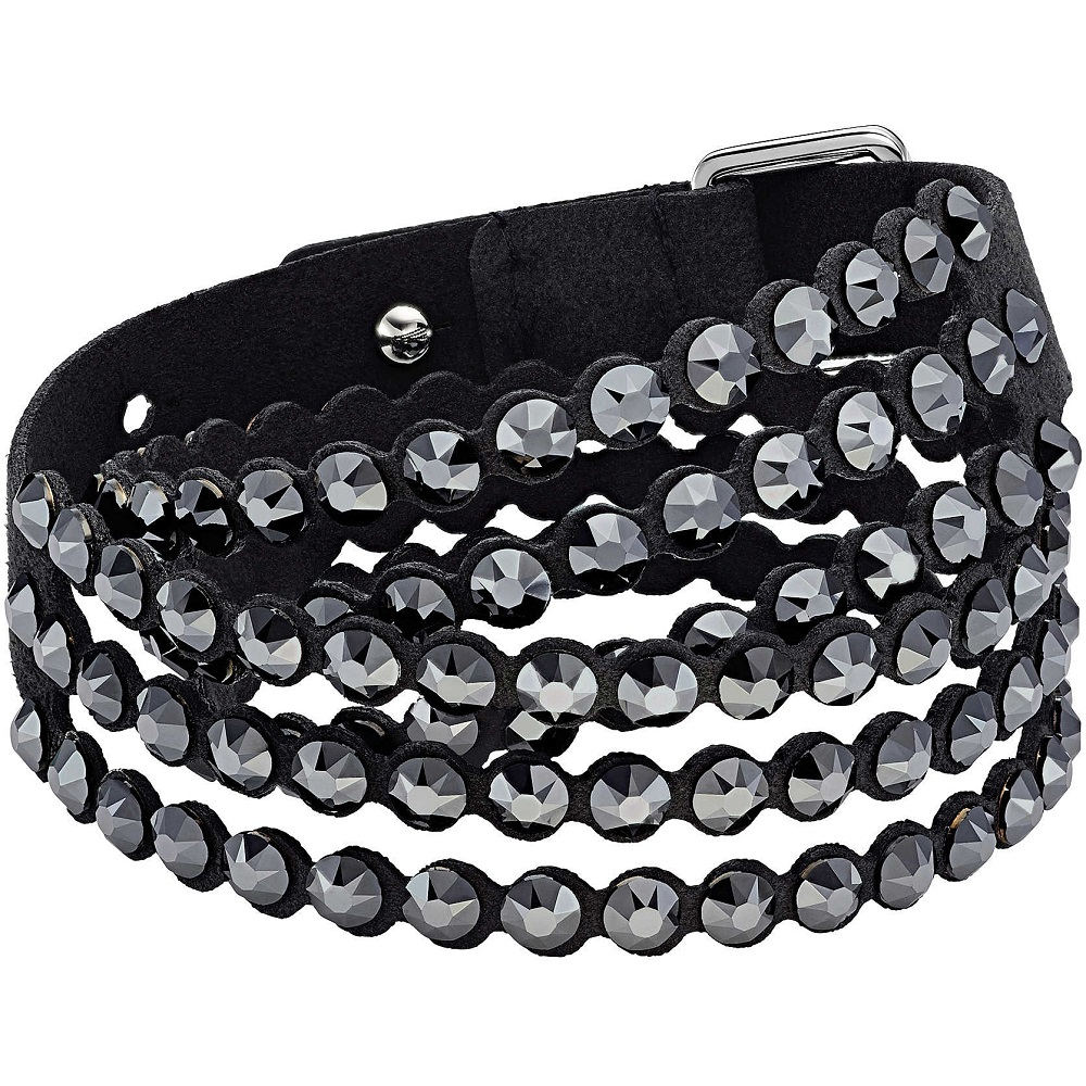 Swarovski Bracelet Power Collection nero 5512512