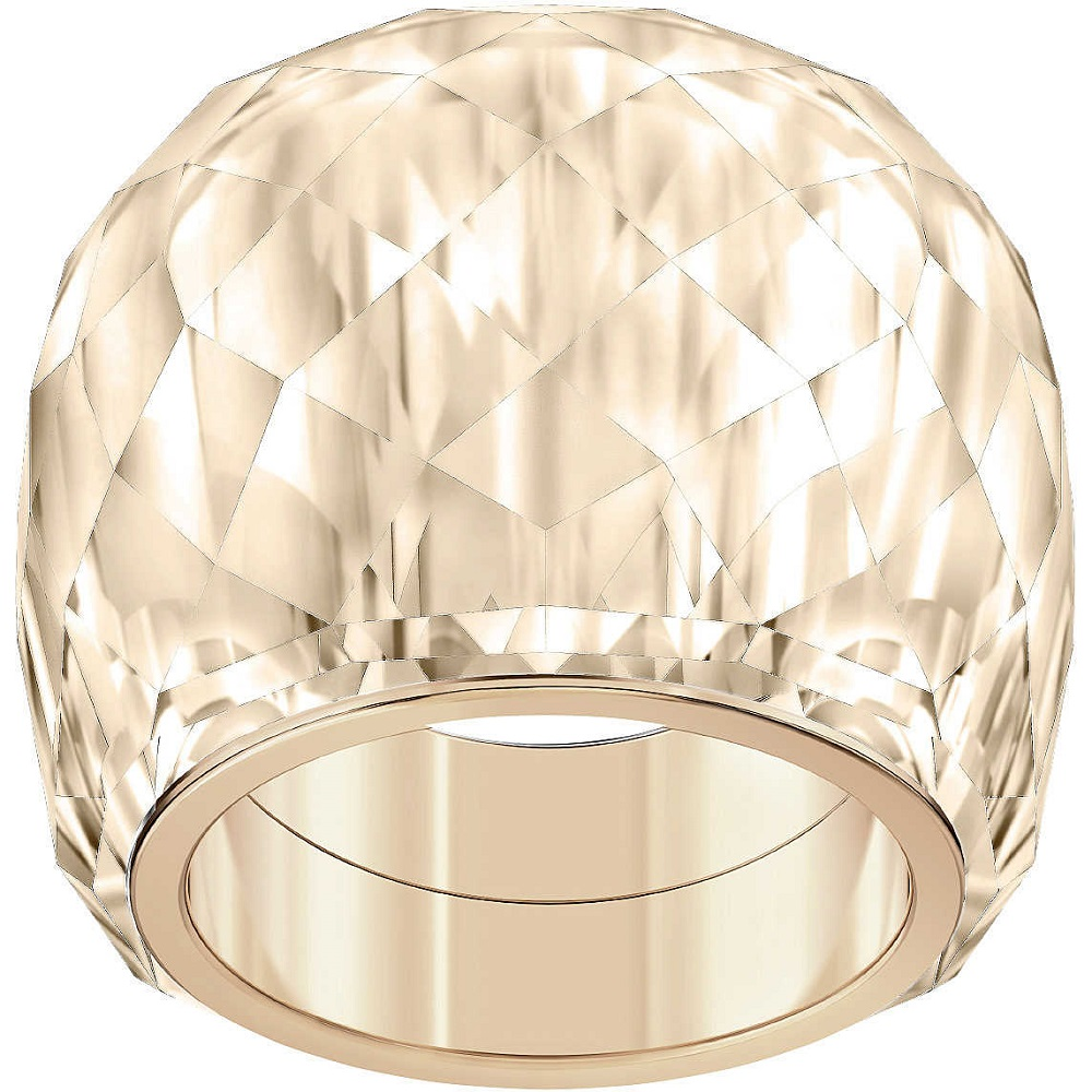 Swarovski Ring Nirvana golden tone rose gold PVD 5474378