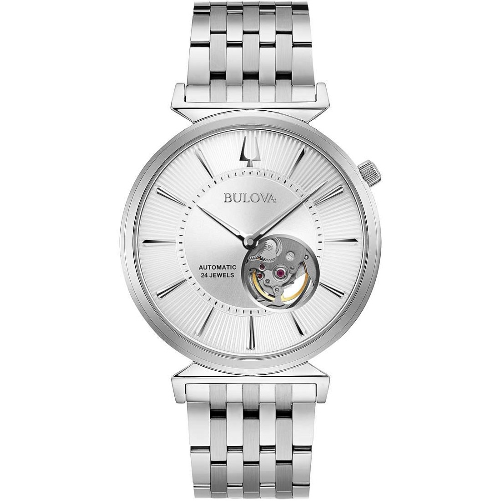 BULOVA Men's Watch Automatic Regatta Classic 96a235