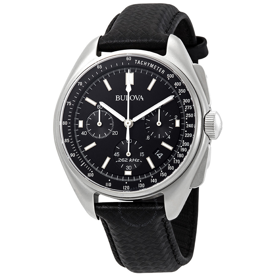 BULOVA Men's Watch Chronograph Special Edition Lunar Pilot 96b251