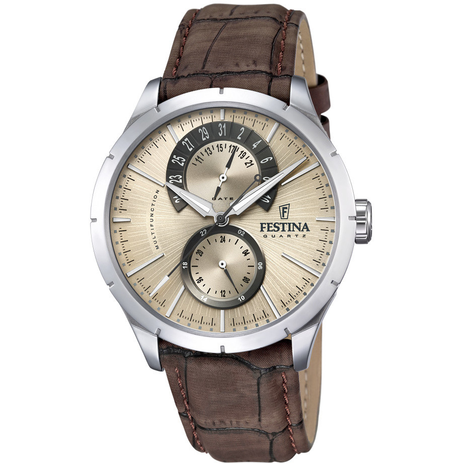 Festina Watch MultifunzioneUomo Collection Back 45 Mm F16573/9