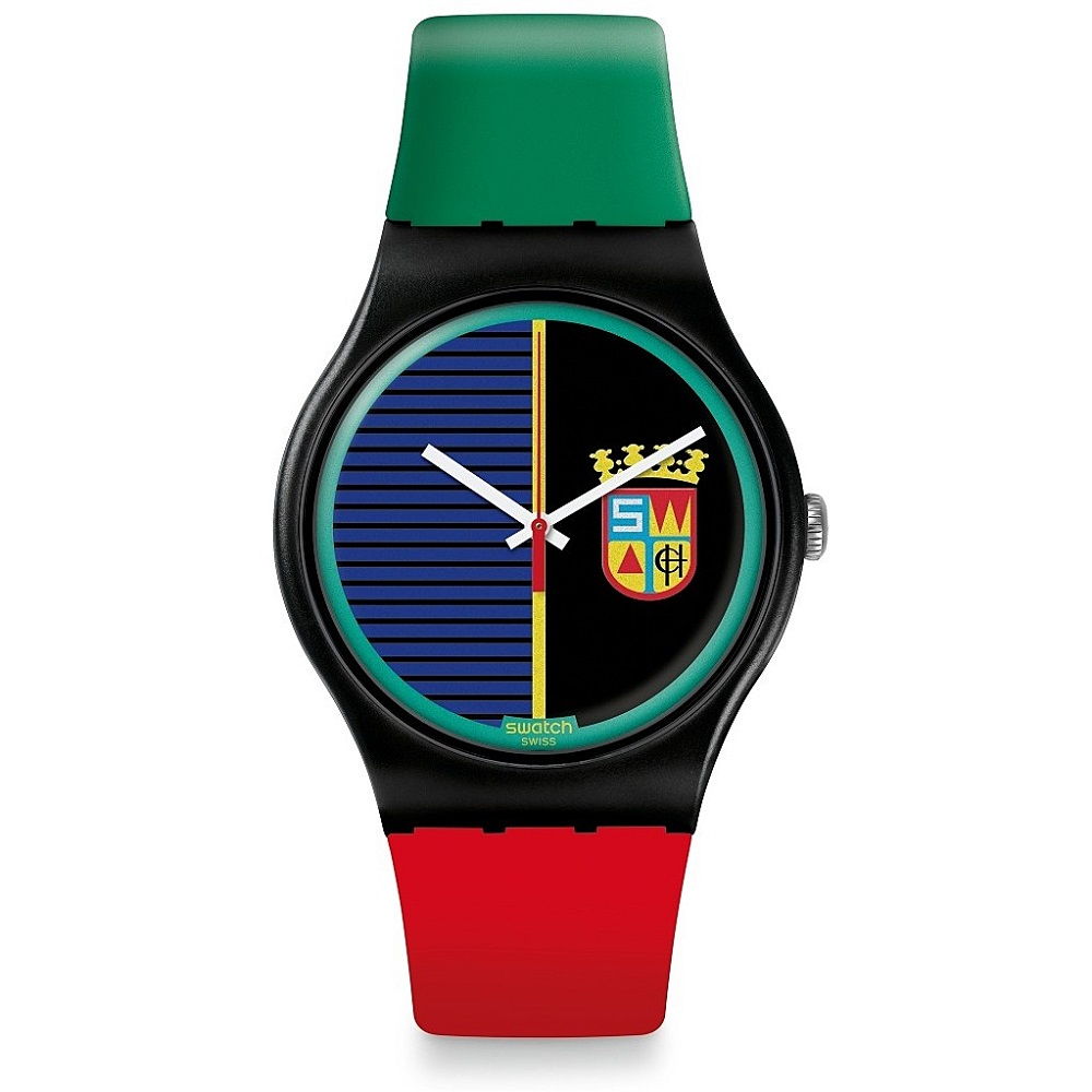 SWATCH WATCH UNISEXX VINTAGE SIR SWATCH SUOB169