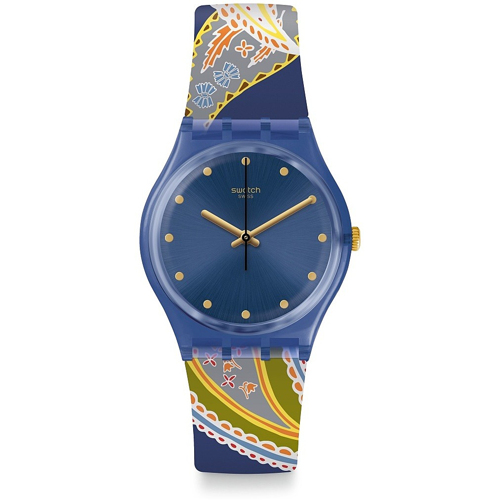 SWATCH watch only time woman Swatch I Love Your Folk GN263