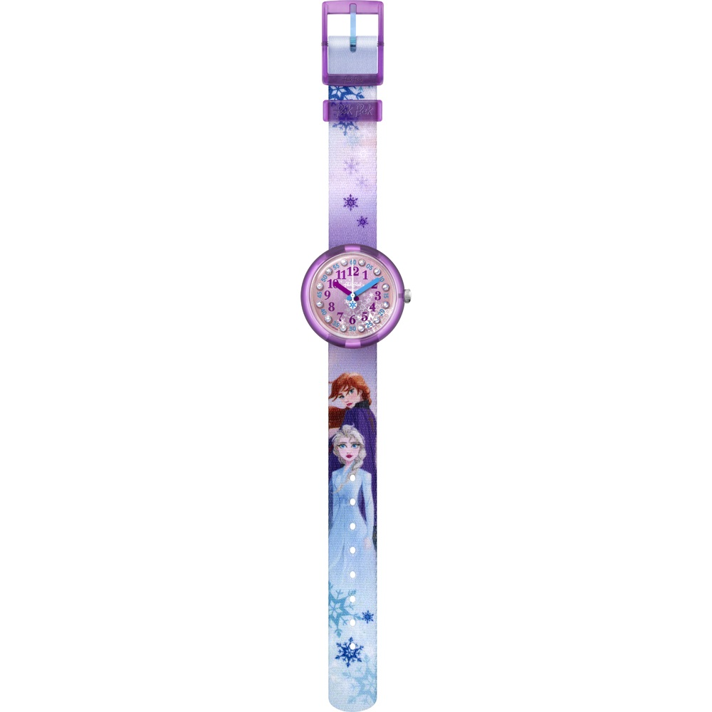 FLIK FLAK WATCH GIRL FROZEN 2 FLNP031