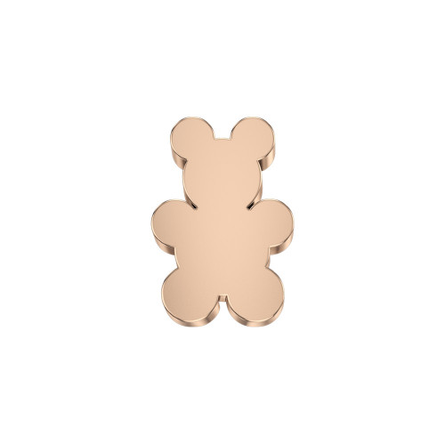 ELEMENTS ELEMENT BEAR WITH PINK GOLD DCHF3313
