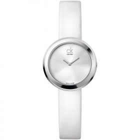 Watch CALVIN KLEIN ladies leat