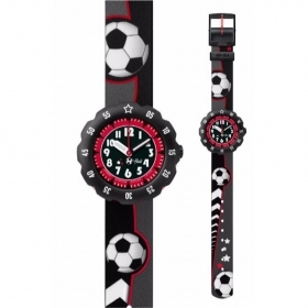 Flik Flak watch child boy football ball SOCCER STAR FPSP010