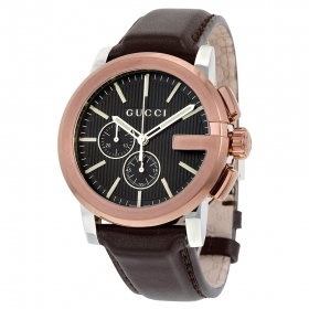 Man watch chronograph GUCCI br