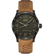 MIDO man watch new gent MULTIFORT automatic M025.407.36.061.10