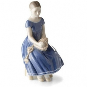 Royal Copenhagen carita' 17cm Figurines 1249297