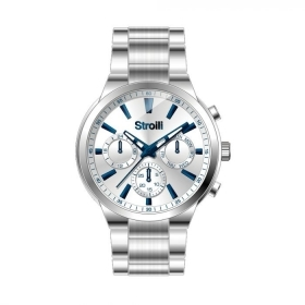 Stroili-uhr Herren-chrono multifunktions-sport-42mm 1624248