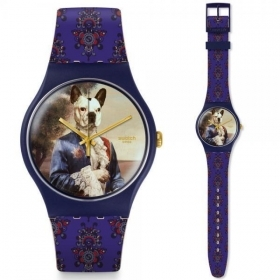 SWATCH woman Watch SIR DOG SUO