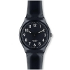 SWATCH woman Watch GB247 BLACK SUIT shiny black 34mm