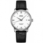 MIDO man watch BARONCELLI III automatic chronometer 40mm M027.408.16.018.00
