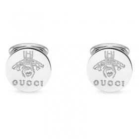 GUCCI cufflinks men shirt silver COIN YBF284548001