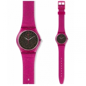 SWATCH woman Watch glitter NUI