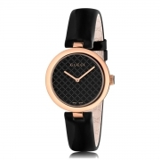 GUCCI woman watch DIAMANTISSIMA black diamond pattern 32mm YA141401