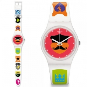 SWATCH woman watch Graphistyle