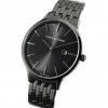 CESARE PACIOTTI mens Watch only time DUSTIN black steel 42mm TSST125