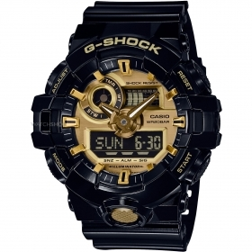 CASIO G-shock mens watch gold