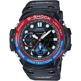 CASIO G-shock watch Gulf Master compass, moon phase, temp, GEN-1000-1AER