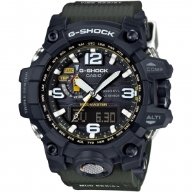CASIO G-shock watch Master of G compass altimeter temp GWG-1000-1A3ER