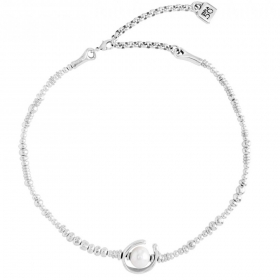 UNO de 50 Necklace woman silver Another round 60cm COL0970BPLMTL0U