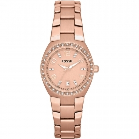 FOSSIL watch women\'s Glitter r