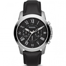 FOSSIL man watch date CHRONO l