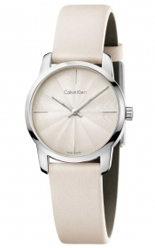 Woman watch Calvin Klein City K2G231XH