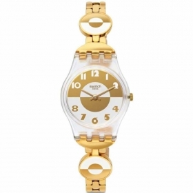 Swatch woman watch, 25 mm stai