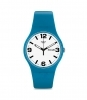 Swatch watch unisex 41mm costazzurra SUOS704