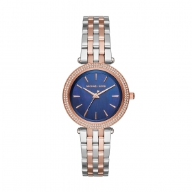 Michael Kors Watch Give us two-tone with pave MK3651